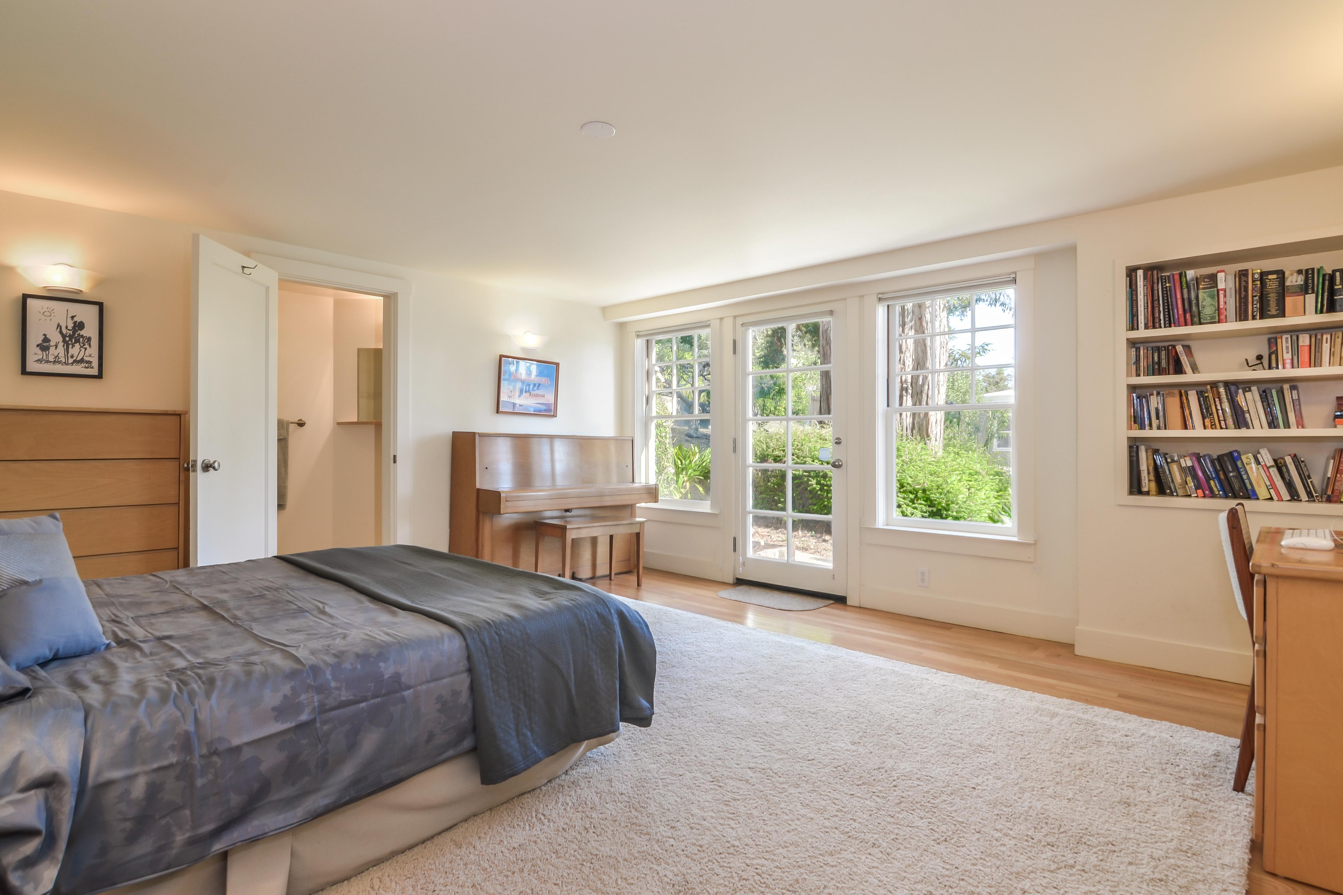 So Au-Pair unit   Berkeley Hills Realty